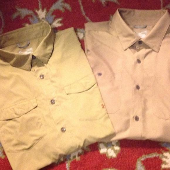 Under armour men 39 s summer heat gear shirt from for Under armour heat gear button down shirt