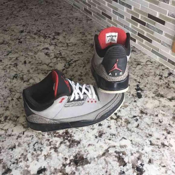 official photos 59101 9f8bf -Original Jordan Retro 3's