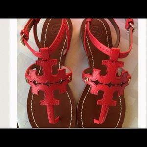 Tory Burch Shoes - Tory burch chandler sandals