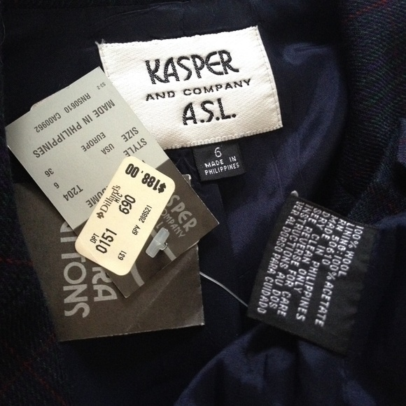 Dressy Skirt Suit 45
