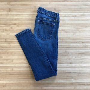 Joe's Jeans Medium Wash Skinny Jeans