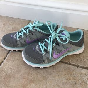 off Nike Shoes Baby Blue Nike Roches Training Shoes