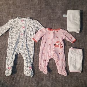 3-9 month Baby Bundle LIKE NEW