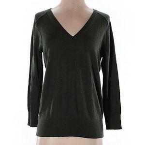 LOFT Olive Green sweater