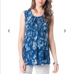 Isabella Oliver Tops - Isabella Oliver maternity shirt small