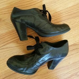 Born Shoes - Born Handcrafted Footwear black booties
