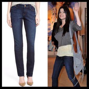 DL1961 // tory slim straight leg dark wash jeans