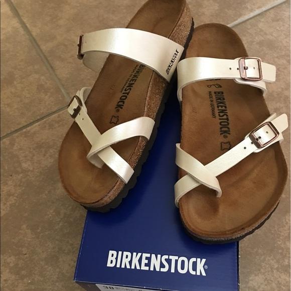 54ebf15b6828 Birkenstock Shoes - Birkenstock Mayari Sandal Women s 38