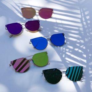 The Summer Blonde Accessories - 🌴Kylie Sunnies🌴Aegean Sea