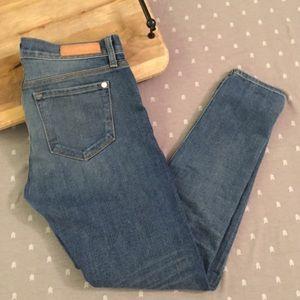 Baldwin Denim Denim - Baldwin Denim The Rivington Skinny Crop Jeans