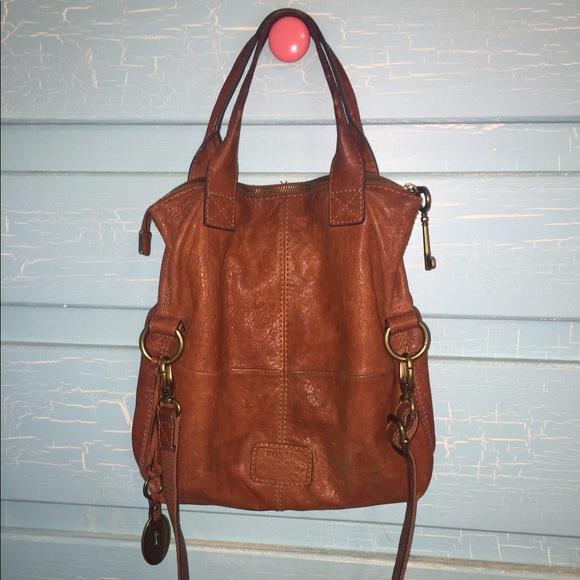 Fossil Handbags - Fossil Long Live Vintage 1954 Crossbody Purse b68353ccbbc58