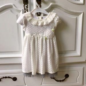Sweet Heart Rose Other - SWEET HEART ROSE BABY GIRL TODDLER DRESS NWOT 18m