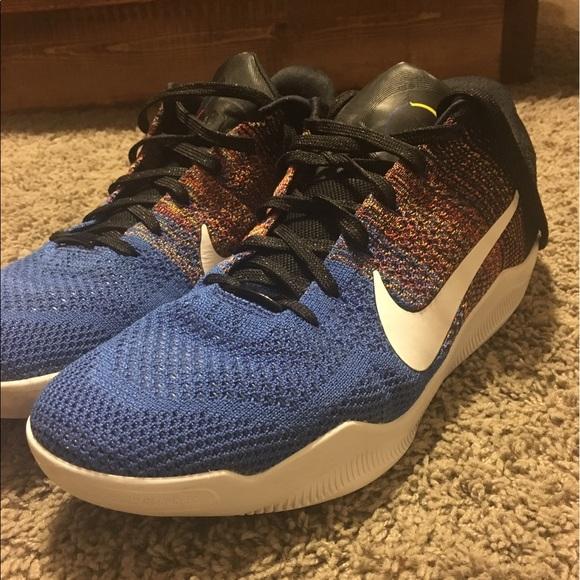 separation shoes c8779 abe7a Nike Kobe 11 Elite Black History Month. M 595288639c6fcffa4b0bfc87