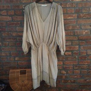 Zimmermann Dresses & Skirts - Zimmermann nude dress
