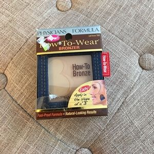 Other - Physicians Formula Bronzer