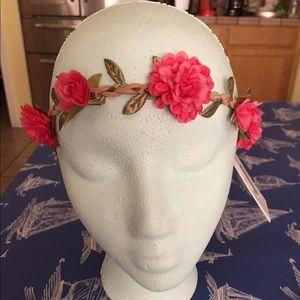 Flower Headband by H & M