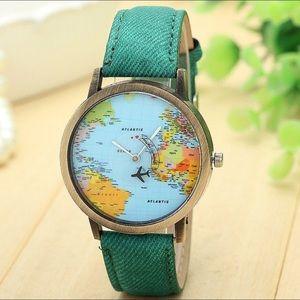 ✨PRE ORDER✨ A World traveler's watch