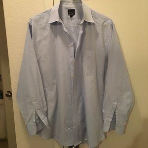 Men's Jos. A Bank button down dress shirt