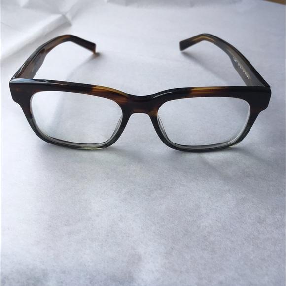 Warby Parker - Warby Parker Tortoise Beckett Eyeglasses ...