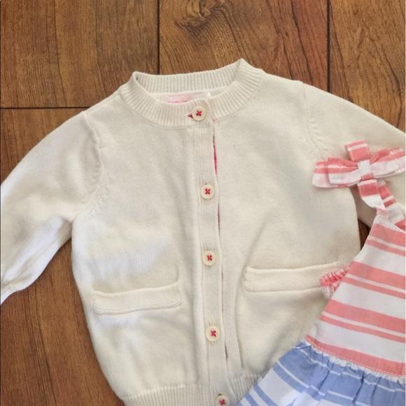 OshKosh B'gosh Matching Sets - 🎉Host Pick🎉Baby Osh Kosh Dress & Cardigan