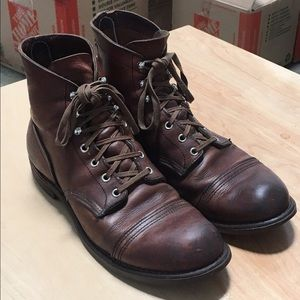 Red Wing Shoes Other - Red Wing Iron Ranger Boots 11 - 8111 model