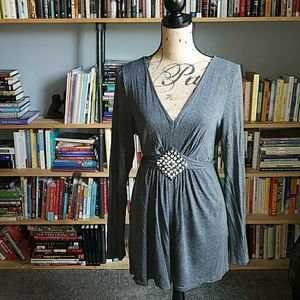 Gray Eci Dress