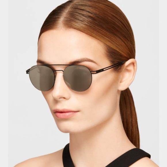d49a982990b Le Specs Accessories - Le Specs Spartan sunglasses matte black