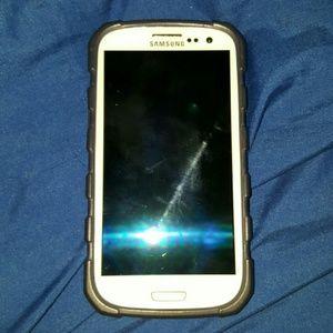 Samsung Galaxy S3 (SIII) Phone AT&T and Cricket