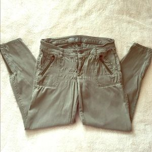 Olive Green Old Navy Pants