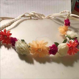 Claire's Accessories - Flower crown bundle