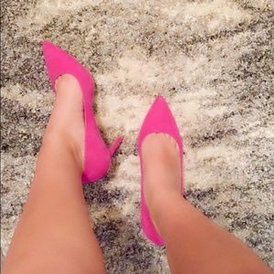 CK Magenta Shoes/ SALE !