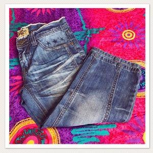 Denim - Stylish denim jeans size 27