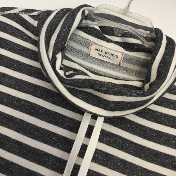 Max Studio Dresses - Sweatshirt dress with pockets!