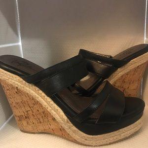 Shoes - Very Volatile Tarmarind Wedge NEW