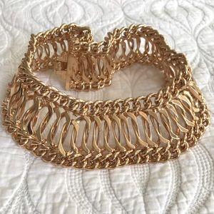 Jewelry - Aldo gold necklace/choker