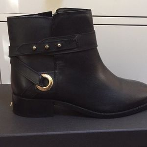 ASOS Ankle Boots with Buckle Detailing