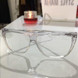 Accessories - Transparent glasses