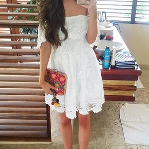 Lovers + Friends Dream Vacay Dress in White