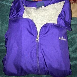 spalding Jackets & Blazers - Waterproof jacket