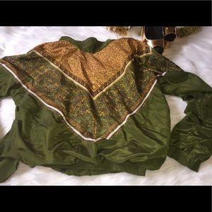1154 Lill Studio Jackets & Coats - Thrifted bomber
