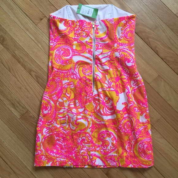 59 Off Lilly Pulitzer Dresses Skirts Nwt Lilly