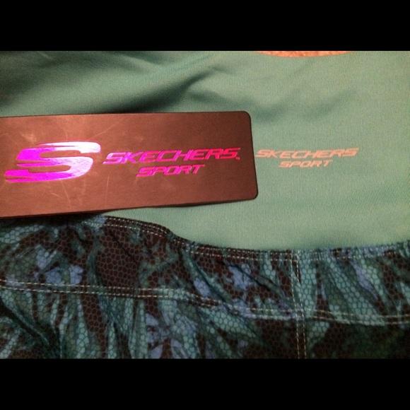 skechers running shorts