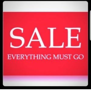 Other - Sale!!! Dropped prices.