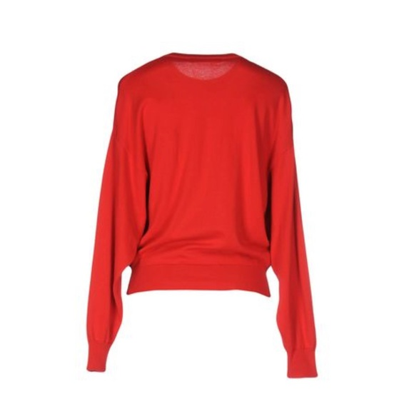 75 off love moschino tops moschino love moschino amazing love red pullover from ali 39 s. Black Bedroom Furniture Sets. Home Design Ideas