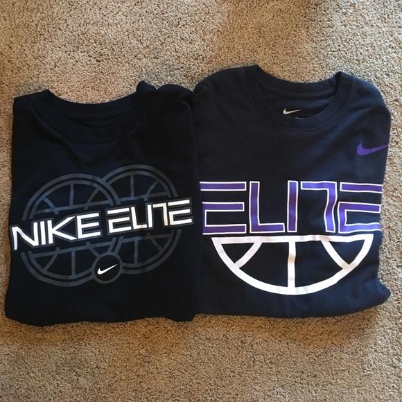 50 off nike other pair of nike elite drifit basketball