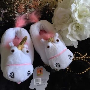 Other - 🦄💞Despicable Me Unicorn  Slippers 💞🦄