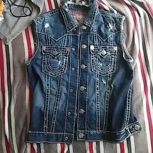 True Religion Jackets & Blazers - True religion jacket