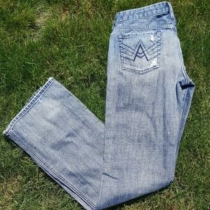 """7 For All Mankind Jeans """"A"""" Pocket"""