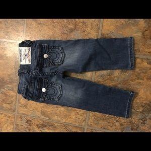 True Religion Denim - True religion toddler jeans