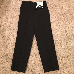 Men's black Roundtree & Yorke dress pants